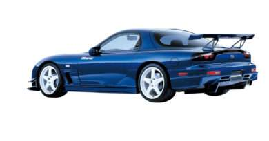 Mazda RX-7 Type R Spec