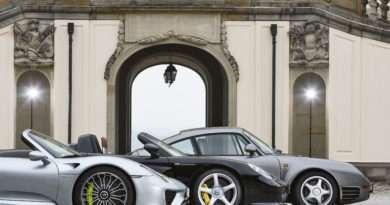 Porsche 959 Carrera GT 918 Spyder