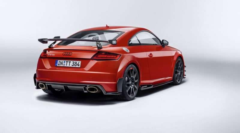 Audi TT RS 8S Performance Parts