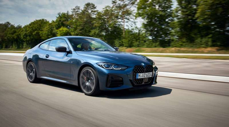 BMW M440i xDrive Coupe G22