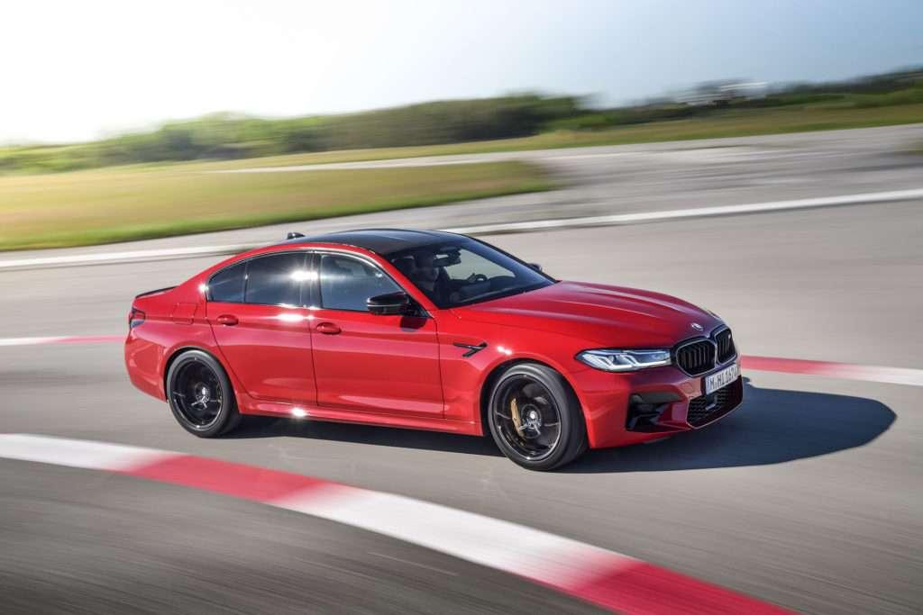 BMW M5 F90 Facelift