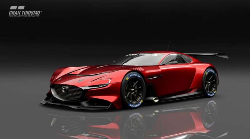 Mazda RX Vision GT3 Concept