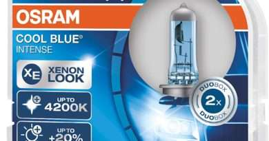Osram Cool Blue Intense H4