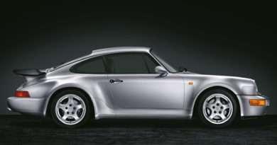 Porsche 911 Turbo 3.6 964