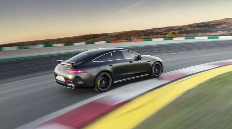 Mercedes-AMG GT 63 S 4MATIC+ X 290