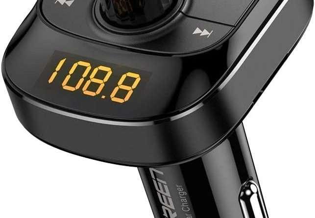 UGREEN Bluetooth FM Transmitter USB-C