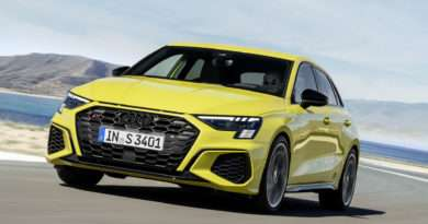 Audi S3 Sportback 8Y