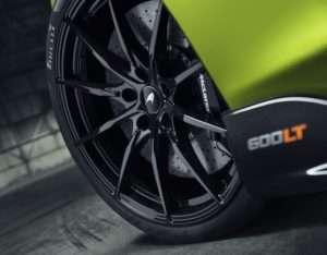 McLaren 600LT Spider